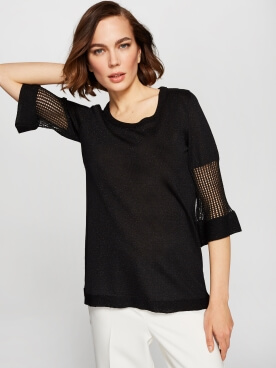 Tricot Blouse - 38989