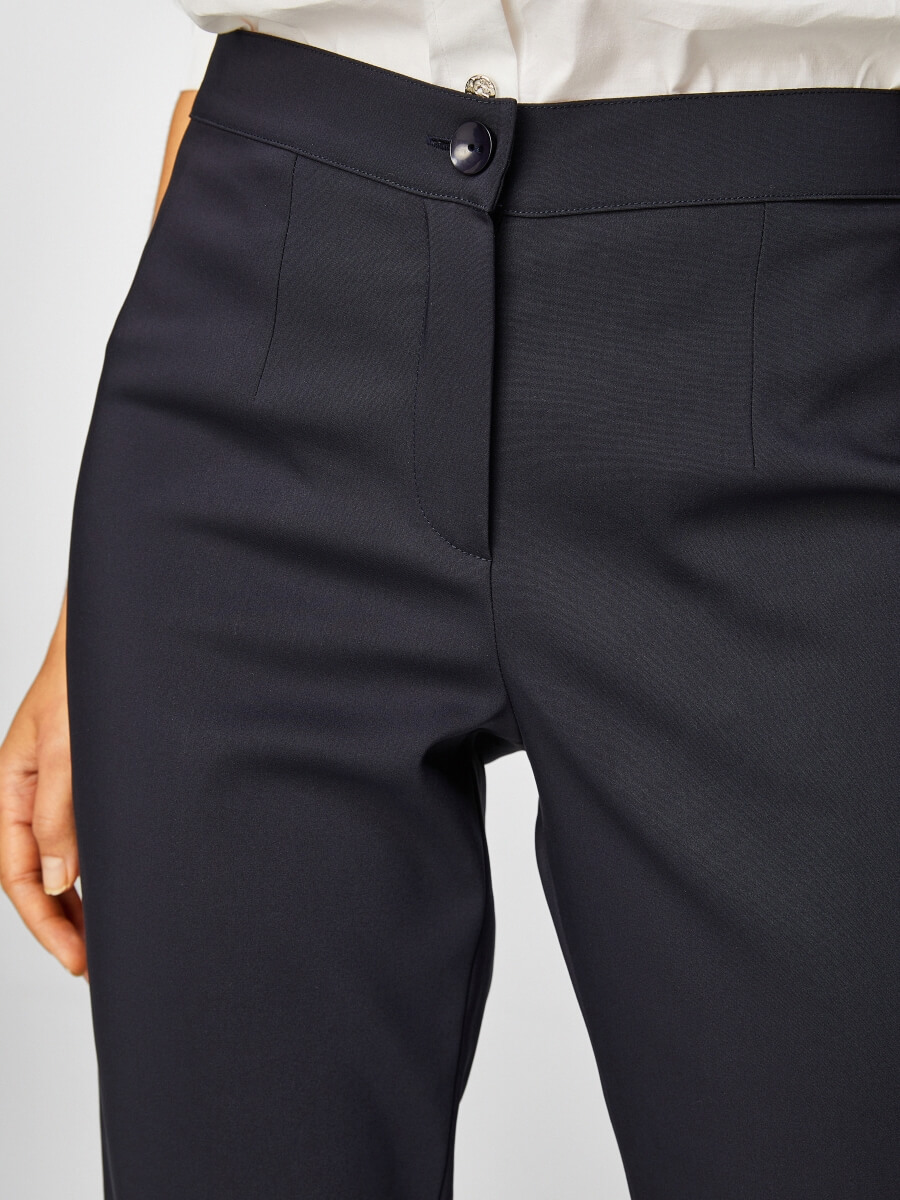 Normal Bel Slim Fit Pantolon 39058