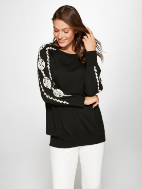 Tricot Blouse - 39791