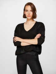Tricot Blouse - 39801