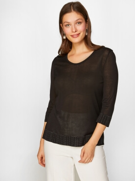 Tricot Blouse - 60730