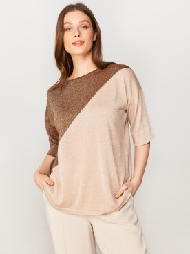 Tricot Blouse - 60748