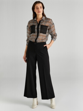 Wide Leg Form Pantolon 61537