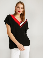 Tricot Blouse - 62620