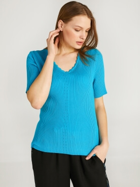 Tricot Blouse - 62628