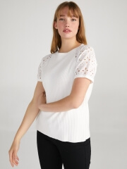 Tricot Blouse - 62629