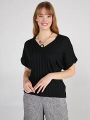 Tricot Blouse - 62632